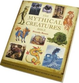 Brenda Rosen Mythical Creatures Bible by Brenda Rosen