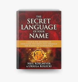 Neil Koelmeyer The Secret Language of Your Name by Neil Koelmeyer & Ursula Kolecki