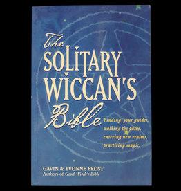Gavin Frost Solitary Wiccans Bible by Gavin & Yvonne Frost