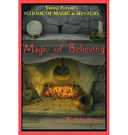 Ted Andrews Magic of Believing by Ted Andrews