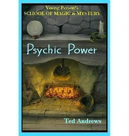 Psychic Power Psychic Power by Ted Andrews