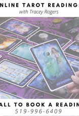 Tarot Reading with Tracey Rogers - 45 Mins.