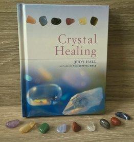 Judy Hall Crystal Healing by Judy Hall