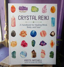 Krista Mitchell Crystal Reiki by Krista Mitchell