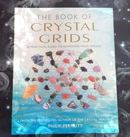 Philip Permutt Book of Crystal Grids by Philip Permutt