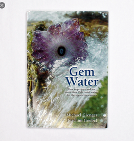 Michael Gienger Gem Water by Michael Gienger & Joachim Goebel