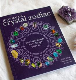 Judy Hall Crystal Zodiac by Judy Hall