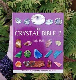 Judy Hall Crystal Bible 2 by Judy Hall