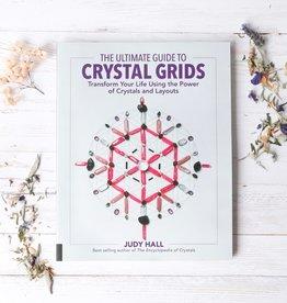 Judy Hall Crystal Grids by Judy Hall