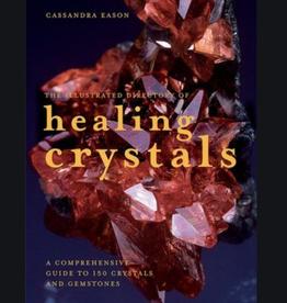 Cassandra Eason Healing Crystals by Cassandra Eason