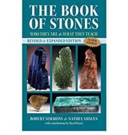 Robert Simmons Book of Stones by Robert Simmons & Naisha Ahsian