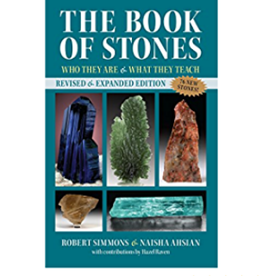 Robert Simmons The Book of Stones by Robert Simmons & Naisha Ahsian