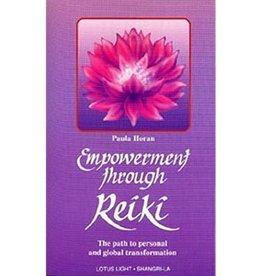 Paula Horan Empowerment through Reiki by Paula Horan