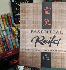 Diane Stein Essential Reiki by Diane Stein