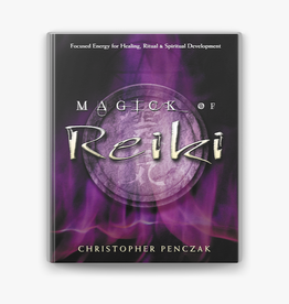 Christopher Penczak Magick of Reiki by Christopher Penczak