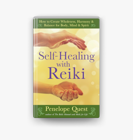 Penelope Quest Self-Healing with Reiki by Penelope Quest