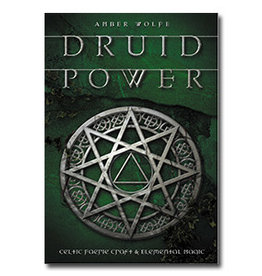Amber Wolfe Druid Power by Amber Wolfe