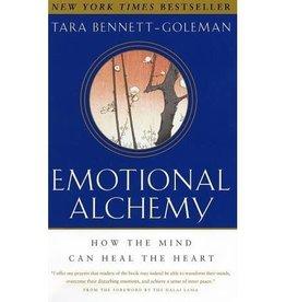 Tara Bennett-Goleman Emotional Alchemy by Tara Bennett - Goleman