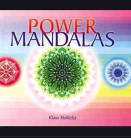 Klaus Holitzka Power Mandalas by Klaus Holitzka