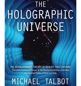 Michael Talbot Holographic Universe by Michael Talbot