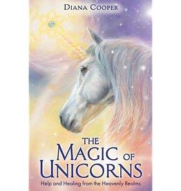 Diana Cooper Magic of Unicorns by Diana Cooper