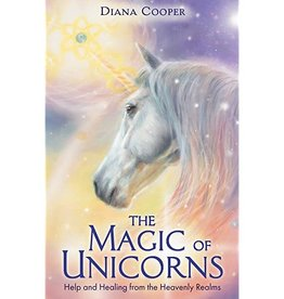 Diana Cooper The Magic of Unicorns by Diana Cooper