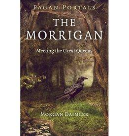 Morgan Daimler The Morrigan by Morgan Daimler