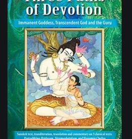 Prem Prakash Three Paths of Devotion by Prem Prakash
