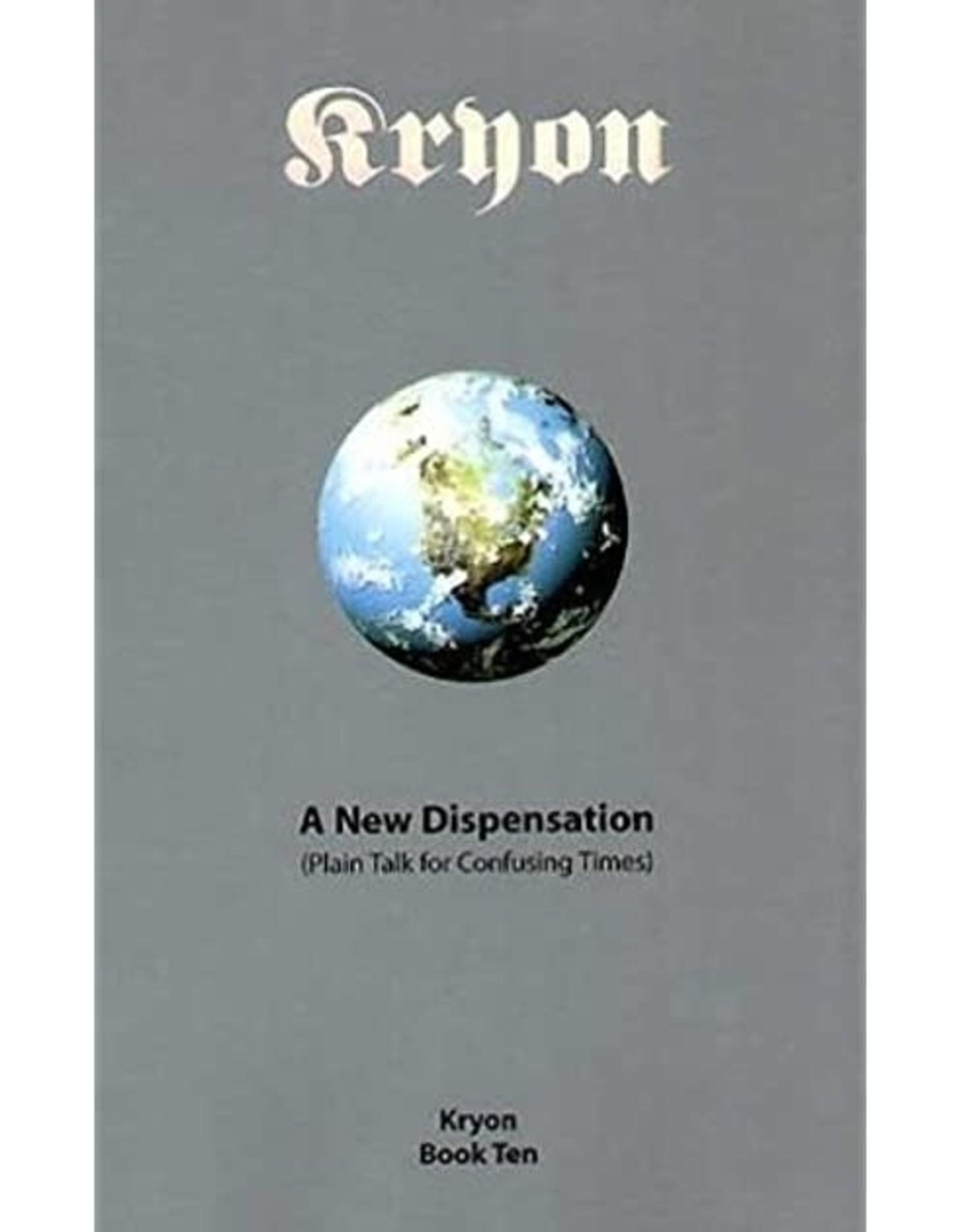 Kryon A New Dispensation by Kryon