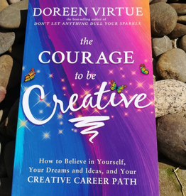 Doreen Virtue Courage to be Creative by Doreen Virtue
