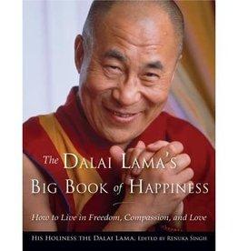 Dalai Lama Dalai Lama's Big Book of Happiness