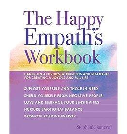 Stephanie Jameson The Happy Empath's Workbook by Stephanie Jameson