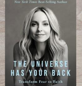 Gabrielle Bernstein Universe Has Your Back by Gabrielle Bernstein