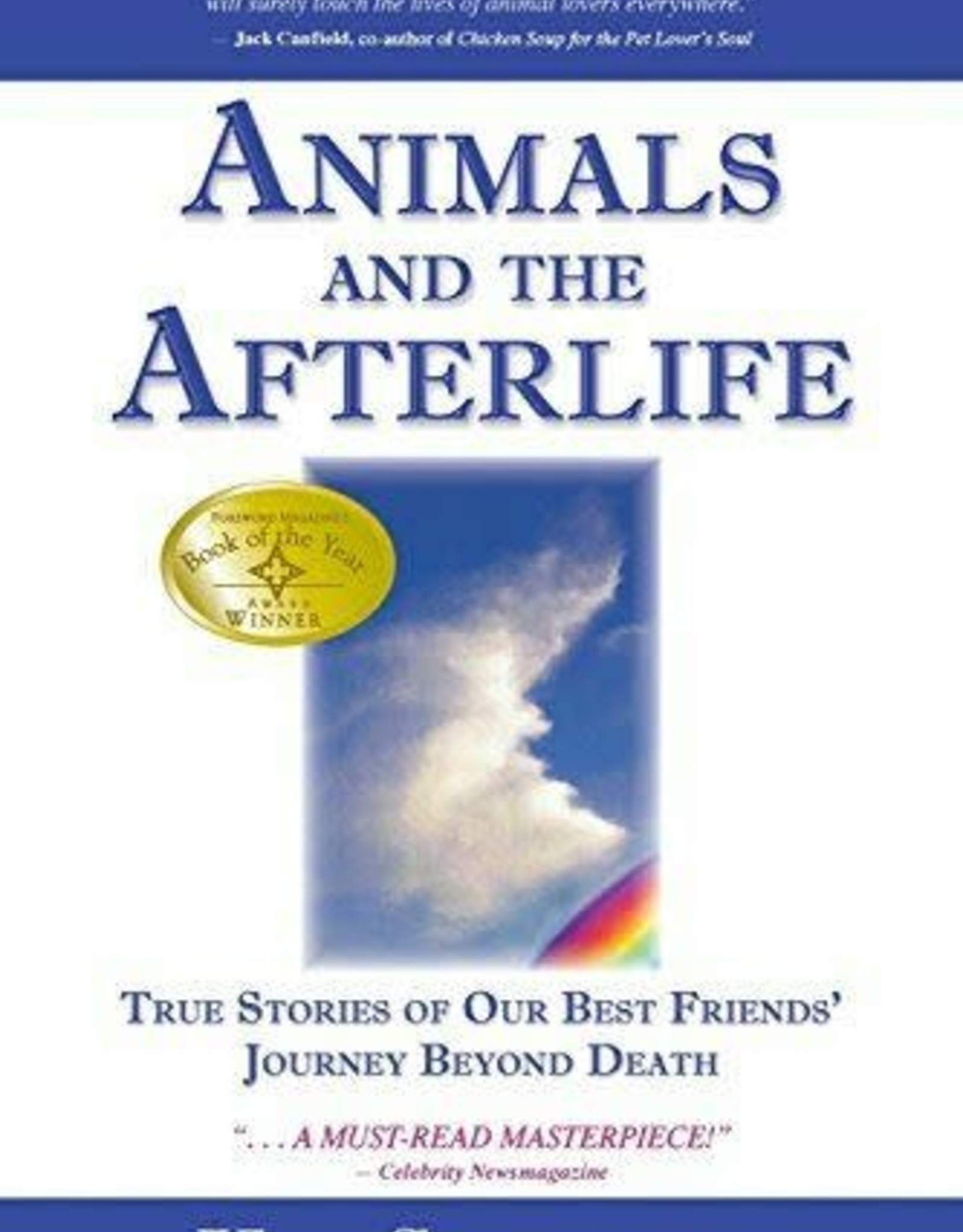 Kim Sheridan Animals and the Afterlife by Kim Sheridan