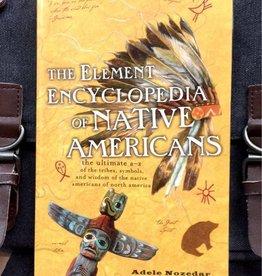 Adele Nozeda The Element Encyclopedia of Native Americans by Adele Nozeda