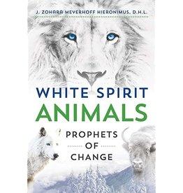 J. Zohara Meyerhoff Hieronimus White Spirit Animals by J. Zohara Meyerhoff Hieronimus