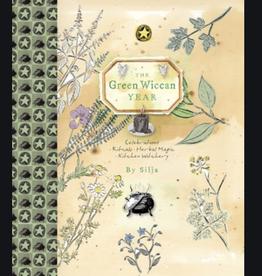 Silja The Green Wiccan Year by Silja