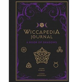 Shawn Robbins Wiccapedia Journal by Shawn Robbins & Leanna Greenaway