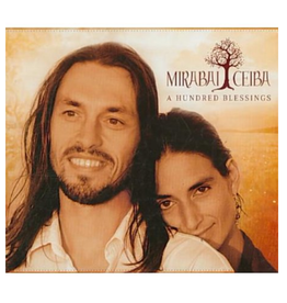 Mirabai Ceiba A Hundred Blessings CD by Mirabai Ceiba
