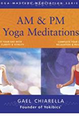Gael Chiarella AM & PM Yoga Meditation CD's by Gael Chiarella