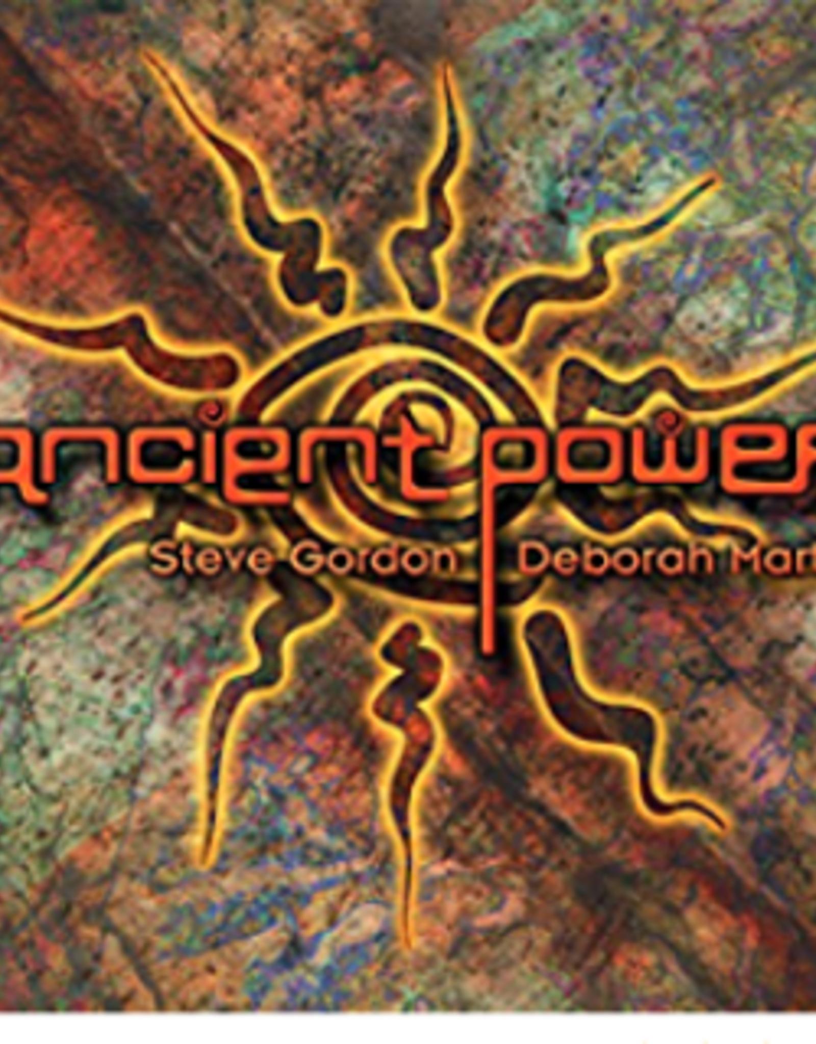 David Gordon Ancient Power CD by David Gordon & Deborah Martin