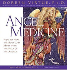 Doreen Virtue Angel Medicine CD by Doreen Virtue