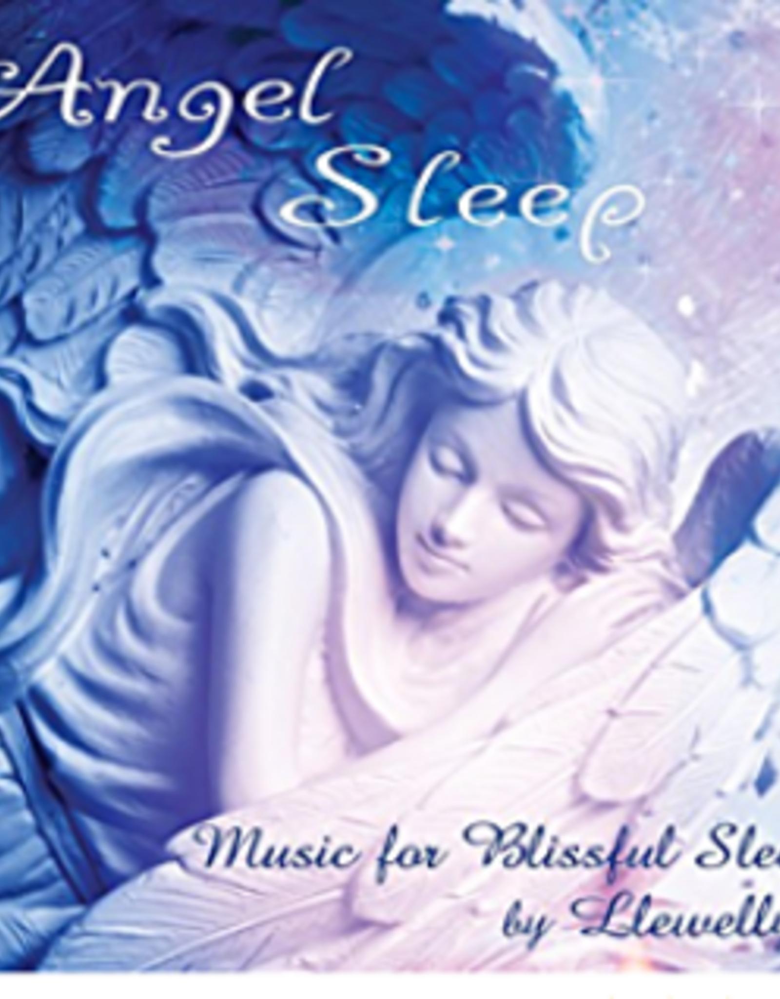 Llewellyn Angel Sleep CD by Llewellyn
