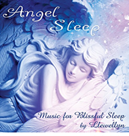 Llewellyn Angel Sleep CD by Llewellyn