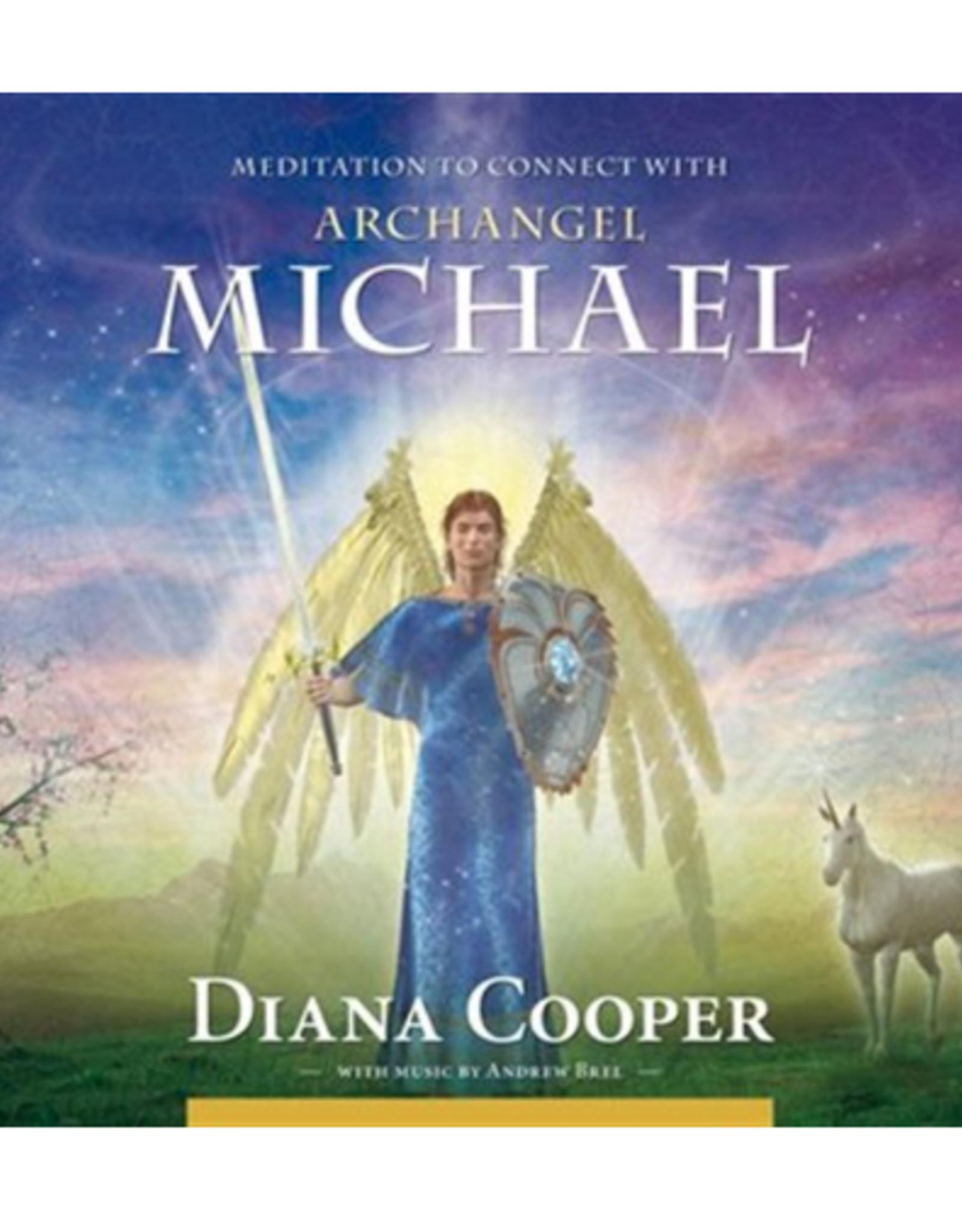 Diana Cooper Archangel Michael CD by Diana Cooper