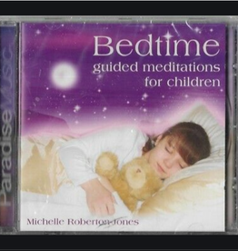 Michelle Roberton-Jones Bedtime Guided Meditations for Children CD by Michelle Roberton-Jones