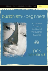 Jack Kornfield Buddhism for Beginners CD by Jack Kornfield