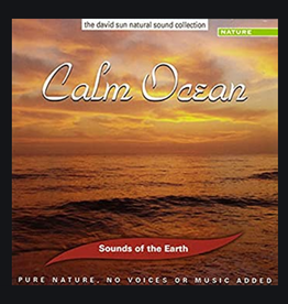 Sounds of Earth Calm Ocean CD by Sounds of Earth