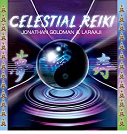 Jonathan Goldman Celestial Reiki Cd by Jonathan Goldman & Laraaji