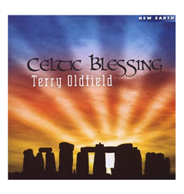 Terry Oldfield Celtic Blessing CD by Terry Oldfield
